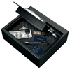 Strong Box Personal Biometric Drawer Safe - STO-PS-5-B-12-DS