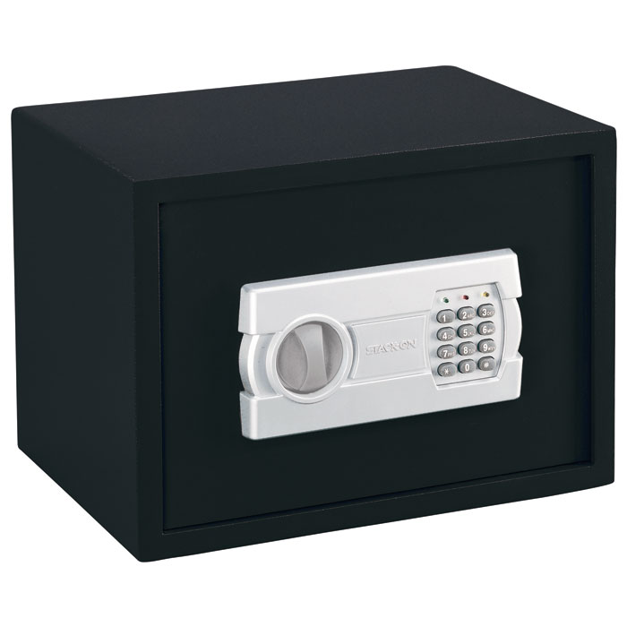 Strong Box Large Personal Safe W Electronic Lock Dcg Stores