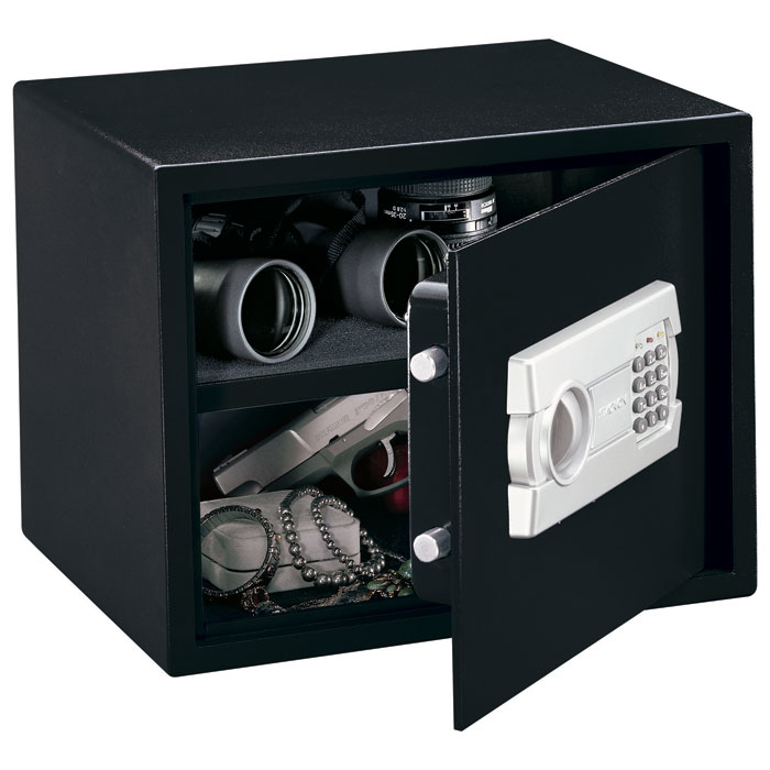 Strong Box Large Personal Safe w/ Electronic Lock - STO-PS-515-12-DS#