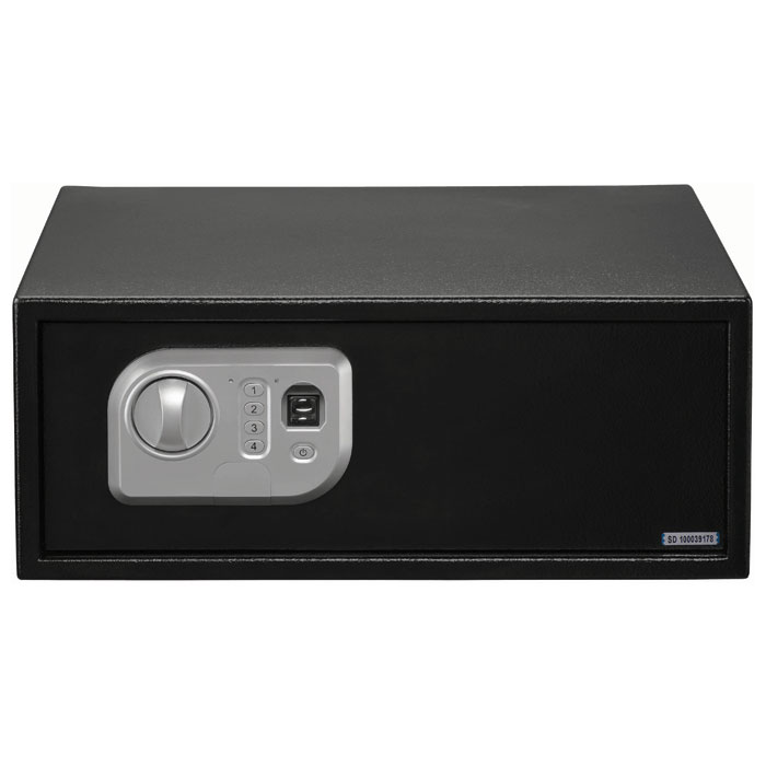 Strong Box Extra Wide Personal Biometric Security Safe - STO-PS-7-B-12-DS