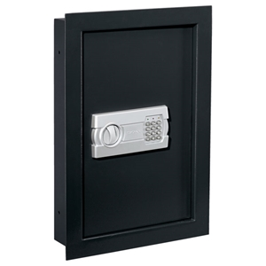 Strong Box In-Wall Safe w/ Electronic Lock