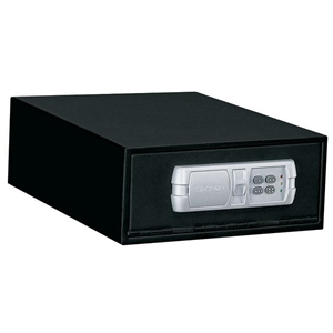 Low Profile Quick Access Safe w/ Electronic Lock and Mounting Plate