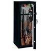 Security Safe w/ Electronic Lock in Black - 16 Gun Capacity - STO-SS-16-MB-E#