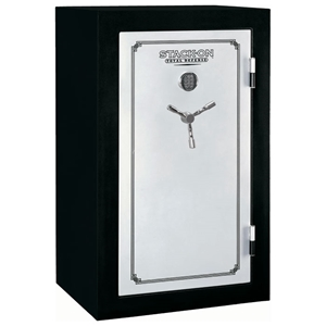 Total Defense Fire Resistant & Waterproof Safe w/ Electronic Lock - 36 Gun