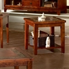 Davenport Slate Inlay Top End Table - SSC-DA150E