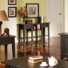 Groovy Liberty Country Style Sofa Table In Antique Black Gmtry Best Dining Table And Chair Ideas Images Gmtryco