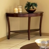 Troy Sofa Table in Cherry - SSC-TY100S