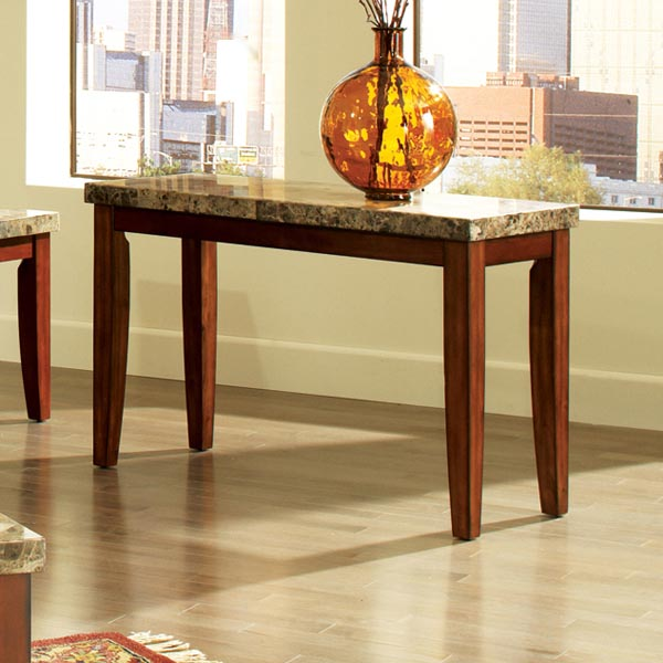 Montibello Marble Top Sofa Table DCG Stores