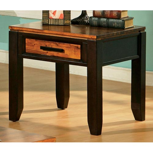 Abaco Square Top End Table - SSC-AB600E