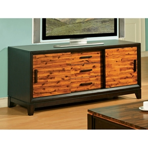 Abaco Two Toned TV Stand/Media Cabinet