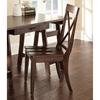 Felix X-Back Wooden Chair - Tobacco Finish - SSC-FL150S