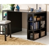 Bradford Writing Desk in Black - SSC-BD700D