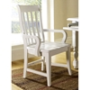 Bella Armchair with Slatted Back - SSC-BL800A