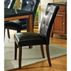 Granite Bello 7 Piece Dining Set in Cherry - SSC-MG500-7PC