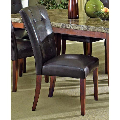 Montibello 7 Piece Dining Set With Marble Table Top Dcg