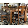 Lakewood Extending Dining Table in Cherry Finish - SSC-LK400T