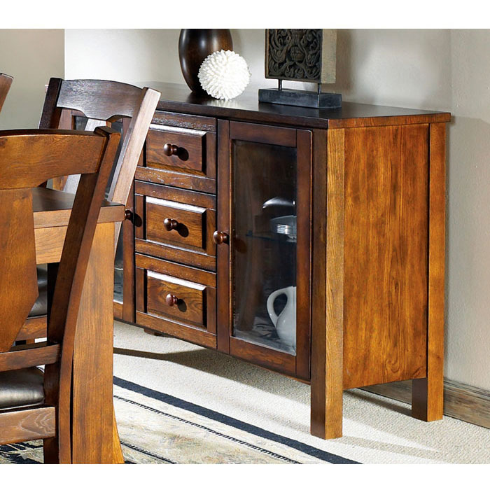 Lakewood 8 Piece Counter Set in Cherry Finish - SSC-LK500-8PC