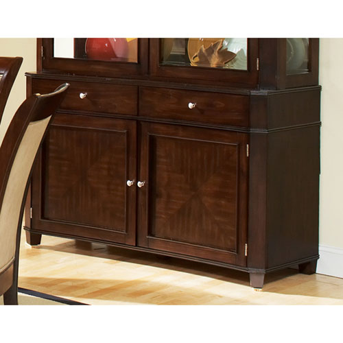 Marseille Dark Cherry Finished Buffet Table - SSC-MS800B