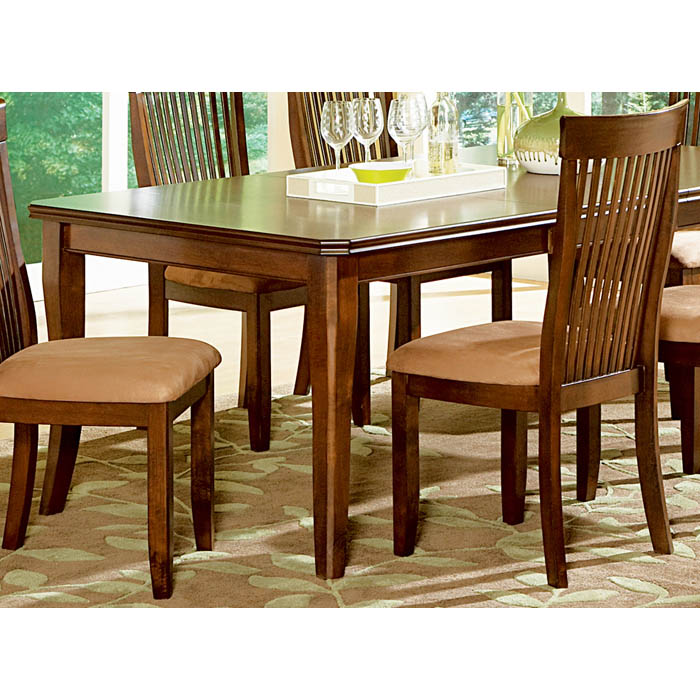Perfect ... Montreal 7 Piece Dining Set With Slatted Back Chairs   SSC MT500 7PC ...