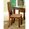 Montreal 7 Piece Dining Set with Slatted Back Chairs - SSC-MT500-7PC