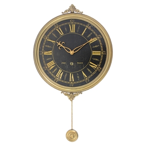 Clock Wall Decor (Set of 4)