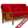 Stanford Wood Futon Frame Set - Heritage, U.S.A. Futon Mattress