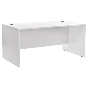"100 Series 71"" Executive Desk - Wire Management"