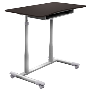 200 Series Stand Up Desk and Mobile - Height Adjustable