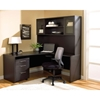 Pro X 63-Inch L-Shaped Desk and Hutch with Mobile Pedestal - uniq-PRO-X-COMBO-6
