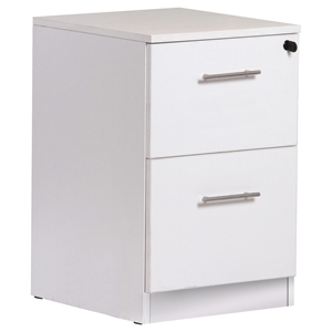 Pro X Desk High File Cabinet
