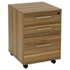 Pro X Executive Desk with Mobile File Cabinet - uniq-PRO-X-COMBO-23