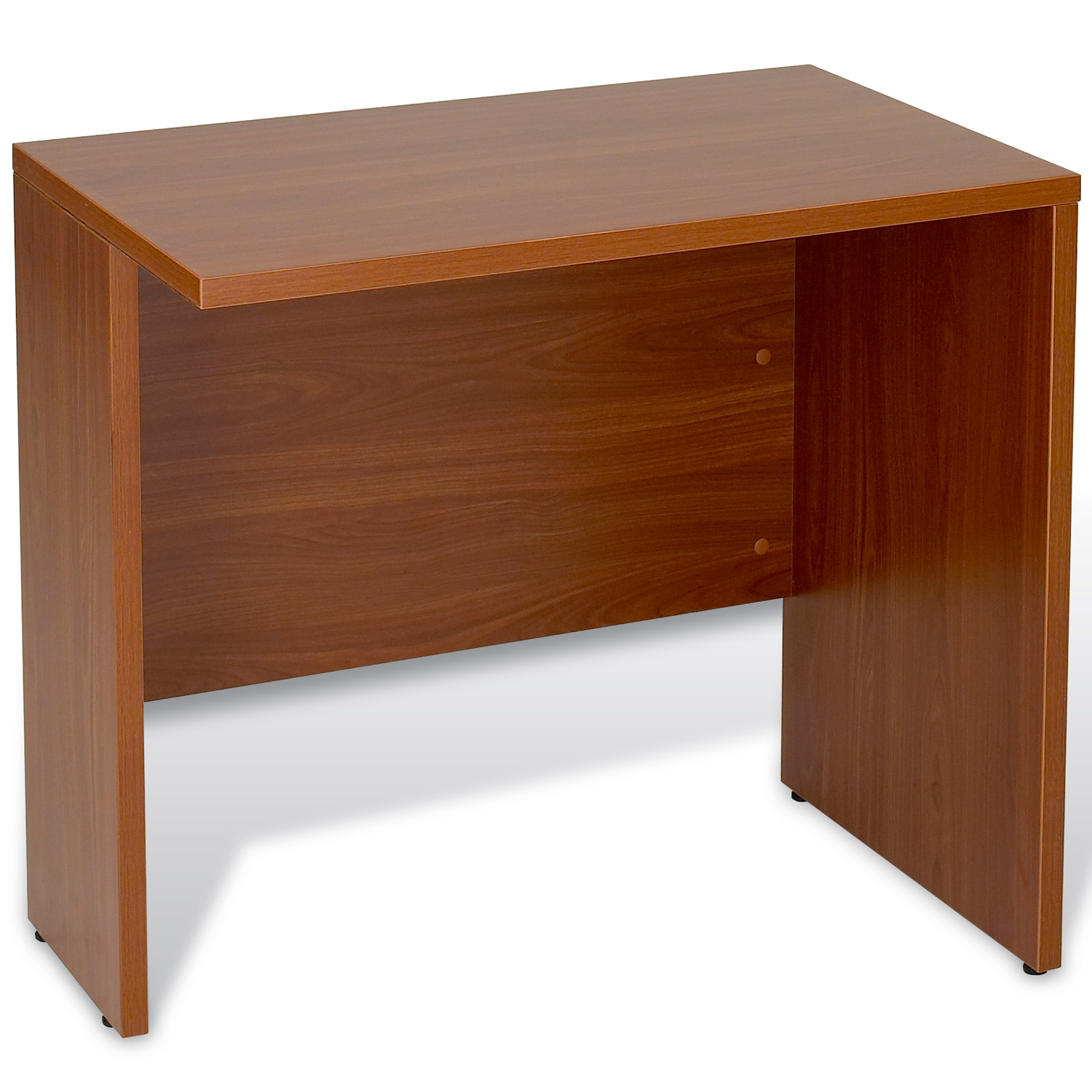 The Downing Street Executive Curio Desk: Pro X Executive Desk With Return And Mobile Pedestal
