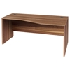Pro X 63'' Right Crescent Desk - Modesty Panel - UNIQ-X1632432R