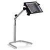 Tablet Stand - Silver Base, Black Top - UNIQ-X200-BLK