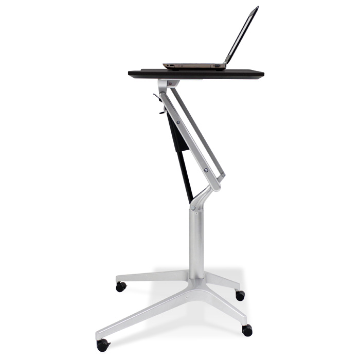 Adjustable Height Laptop Stand - Black - UNIQ-X201-BLK