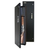 3842-SA Black Long Gun Case with Pushbutton Lock - VLN-3842-SA