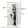 51653-SA Closet Gun Vault with Mechanical Lock - VLN-51653-SA