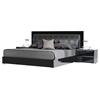 Modrest Grace Italian Modern Bedroom Set - Black