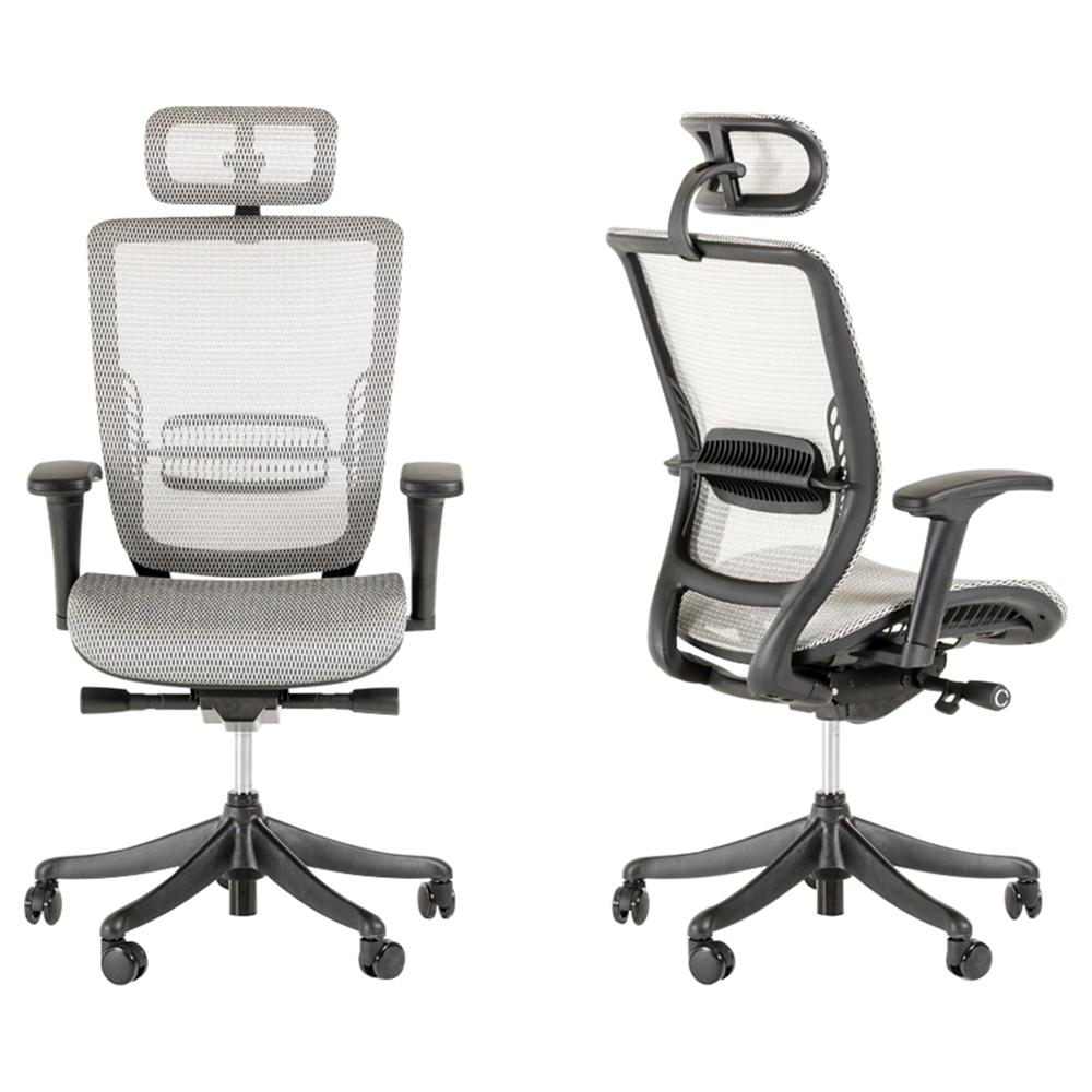 Modrest Clark Modern Office Chair Adjustable Height