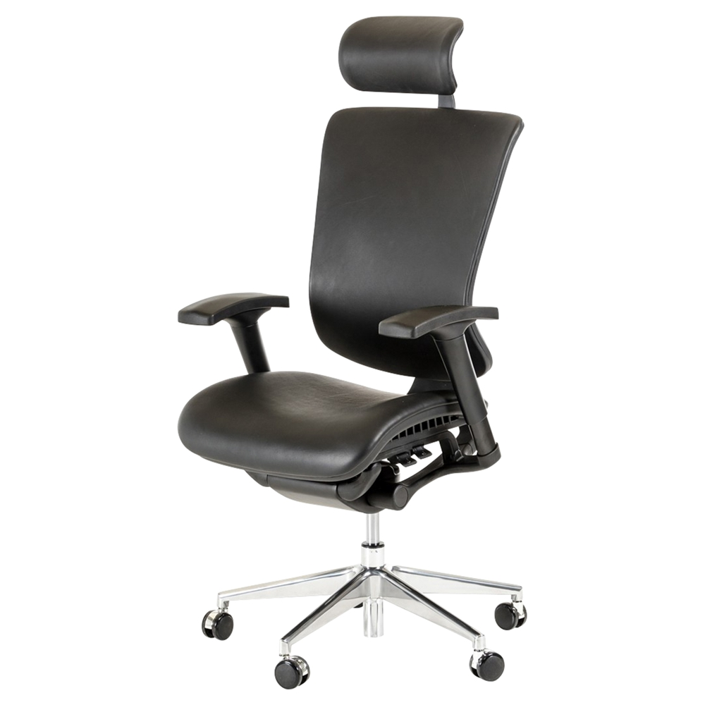 Modrest Watson Office Chair Black Dcg Stores