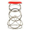 Modrest Sadie Bar Stool - Red - VIG-VGBG1345-BS-B-RED