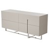 Modrest Voco Modern Bedroom Set - Gray - VIG-VGCN1302B-GRY-SET