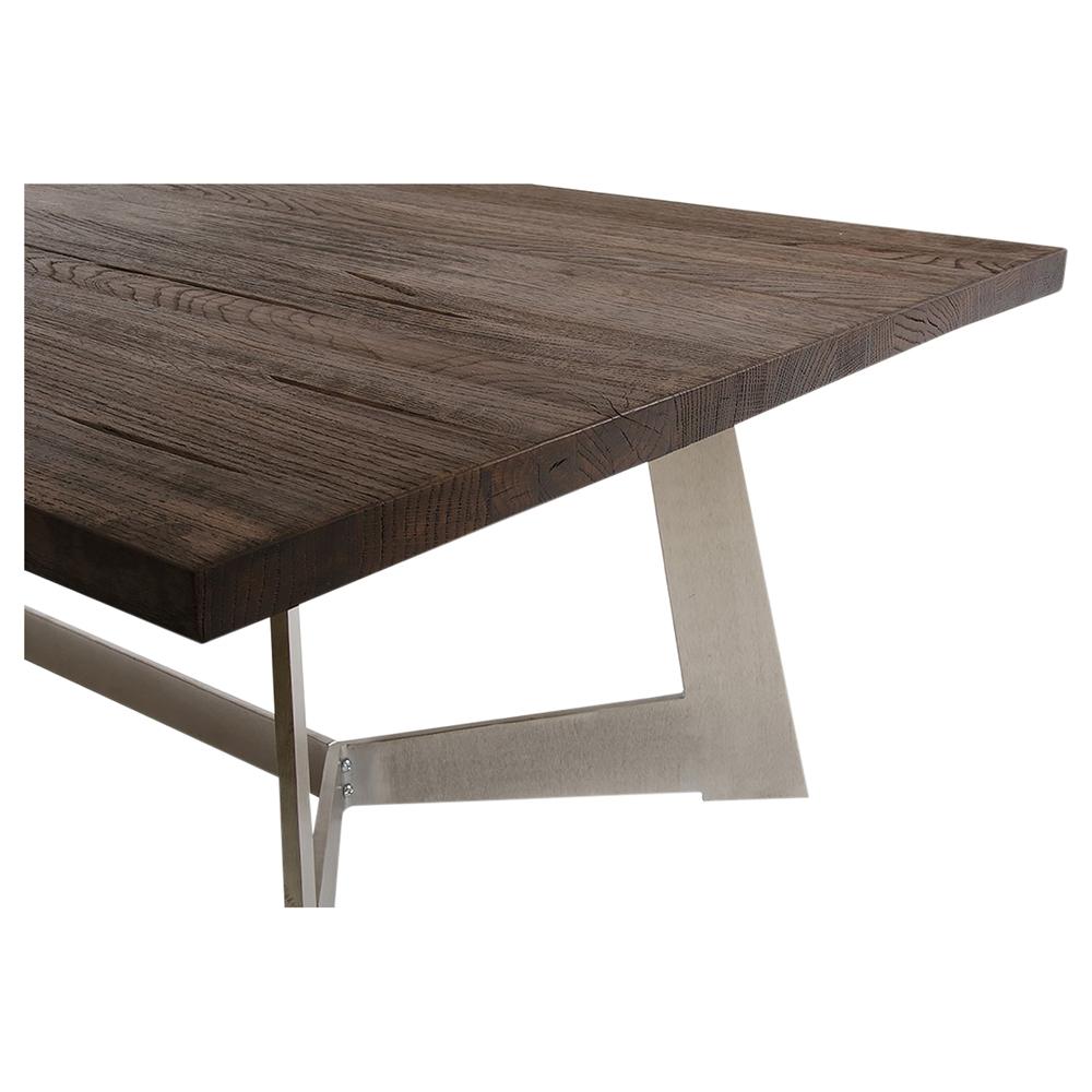 Modrest Wharton Coffee Table Dark Oak Dcg Stores