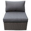 Renava Catalina 7 Pieces Outdoor Sectional Sofa Set - Gray - VIG-VGIC-FS-012I
