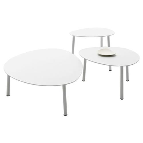 renava kasos outdoor coffee table set white dcg stores