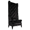 A&X Baron Modern High Lobby Chair - Black - VIG-VGUNAK040