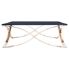 Modrest Reklaw Coffee Table - Smoked, Gold - VIG-VGVCCT836-RG