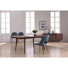 Modrest Gloria Modern Rectangular Dining Table - Walnut - VIG-VGVCT8812