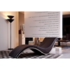 Divani Casa Essen Lounge Chaise - Brown - VIG-VGWCESSEN-BRWN