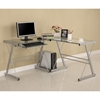 3 Piece Contemporary Desk - WAL-D51L29